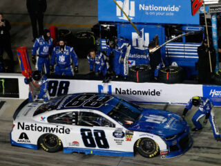 Bowman maintains outside pole for Daytona 500 after Thursday's Duel