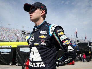 Byron reflects on Daytona as he prepares to race at Atlanta