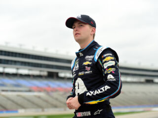 Byron pleased to have been 'in the mix' near the front at Texas