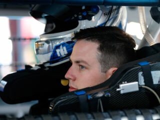 Bowman leads Hendrick Motorsports in Talladega qualifying