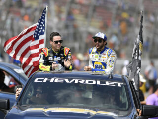 Drivers weigh in on Michigan race