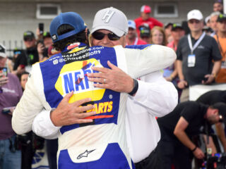 Hendrick excited for final 2020 race