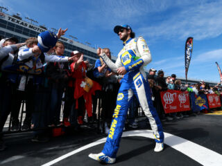 For Elliott and No. 9 team, it's 'all eyes on Phoenix'