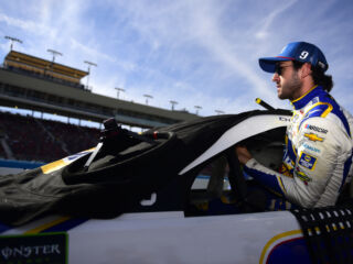 Elliott's run toward Championship 4 comes to an end