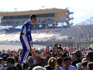 Drivers look forward to offseason relaxation