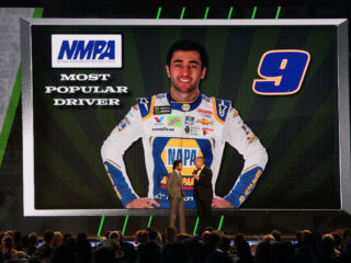 Voting for NASCAR's Most Popular Driver still open