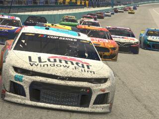Bowman, Ives break down iRacing finish in virtual Miami