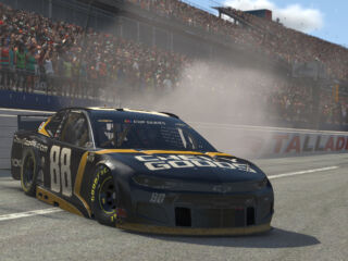 Bowman breaks down Talladega iRacing win: 'It was a learning curve for sure'