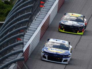 NASCAR implementing 'choose rule,' metrics-based starting lineup