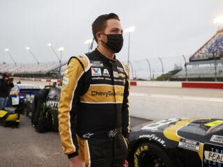 Bowman starting in sixth for Thursday's Kansas race