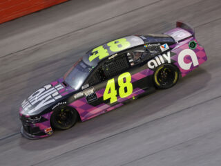 Race Rundown: Johnson places inside top 10 for Wednesday's Darlington race
