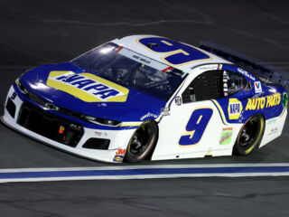 Race Rundown: Elliott finishes second at Charlotte 600
