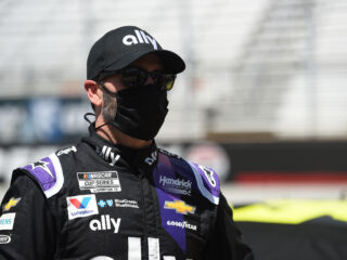 Johnson 'really proud' of No. 48 team after intense racing schedule
