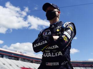 Byron among top 10 in All-Star Race fan voting