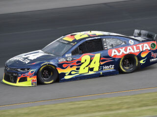 Byron starting in sixth for Sunday's Pocono race