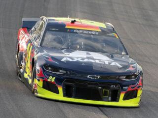 Race Rundown: Bowman, Byron earn top-10 finishes at Kansas