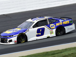 Race Rundown: Elliott earns top-10 finish at New Hampshire