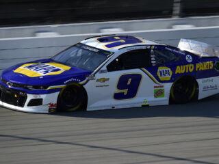 Race Rundown: Elliott notches top-10 finish in Saturday's Michigan race