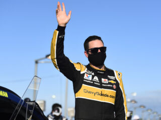 Teammates pleased with fast Chevys, now have eyes on Richmond