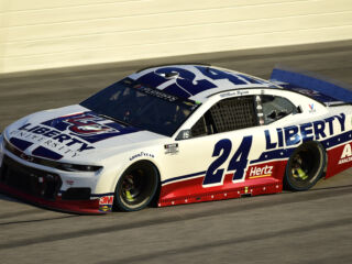 """Race Rundown: Byron secures top-five result at track """"Too Tough to Tame"""""""