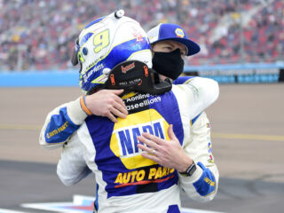 Gustafson: Elliott is a future NASCAR Hall of Famer