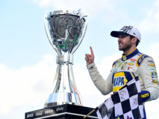 Elliott wins Most Popular Driver for third year in a row
