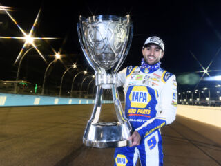 Elliott proud to be part of elite championship group