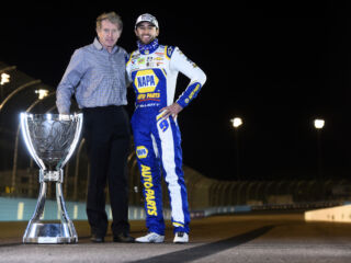 Two champions, one name: How Chase Elliott is carrying on the family legacy