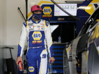 Elliott leading Hendrick Motorsports charge at Homestead