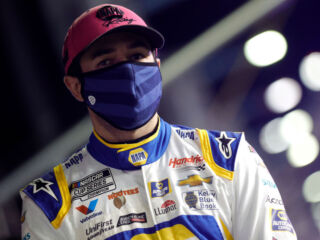 Elliott on pole for DAYTONA Road Course