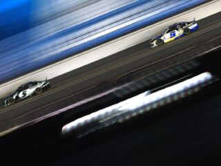 DAYTONA 500 finishes leave Elliott, Larson hungry for more