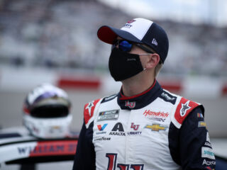 Byron to honor Air Force hero during Charlotte 600