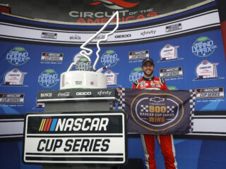 Hendrick Motorsports delivers Chevrolet's 800th win, ties Petty's all-time record