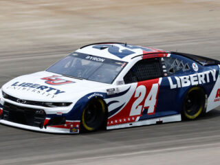 Byron earns top-five starting position for Nashville race
