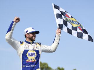 Elliott breaks down comfort level with Road America after inaugural win