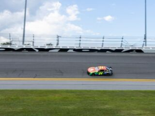 Byron tests new car as Hendrick Motorsports ramps up for 2022
