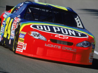 On this day in history: Gordon earns 50th career win at Talladega