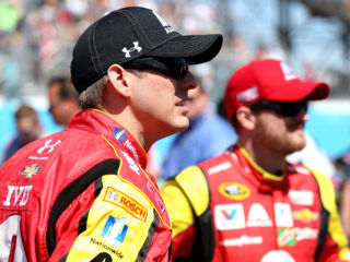 Ives reflects on his friendship with Earnhardt