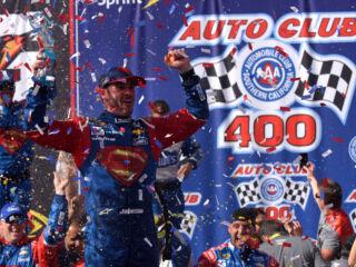 Driver superlatives: Teammates voted Fontana award winners