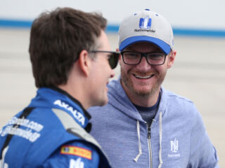 Earnhardt to join Gordon on FOX announce team for The Clash