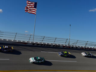NASCAR announces stage lengths for each race of 2017 season