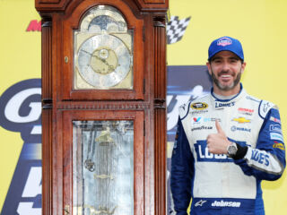 Fast Five: Hendrick Motorsports at Martinsville