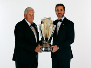 Hendrick excited to kick off 2017 with Johnson as reigning champion