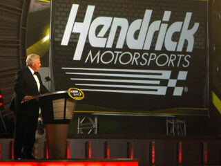 For Hendrick, impending Hall of Fame induction still 'hard to believe'