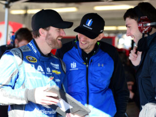 Earnhardt: 'I think we've got a chance to go win races'