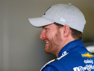 Earnhardt shares season goals, future outlook with 'Mike & Mike'