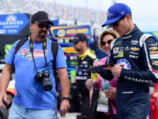 Kahne: 'I always feel good going to Daytona'