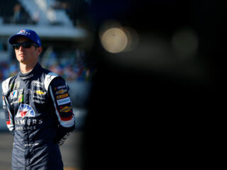 Kahne 'ready to go' on verge of 2017 opener
