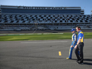 No. 24 team's third straight Daytona 500 pole credit to 'everybody at Hendrick Motorsports'