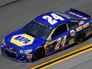 Chase Elliott's 2017 Cup paint schemes
